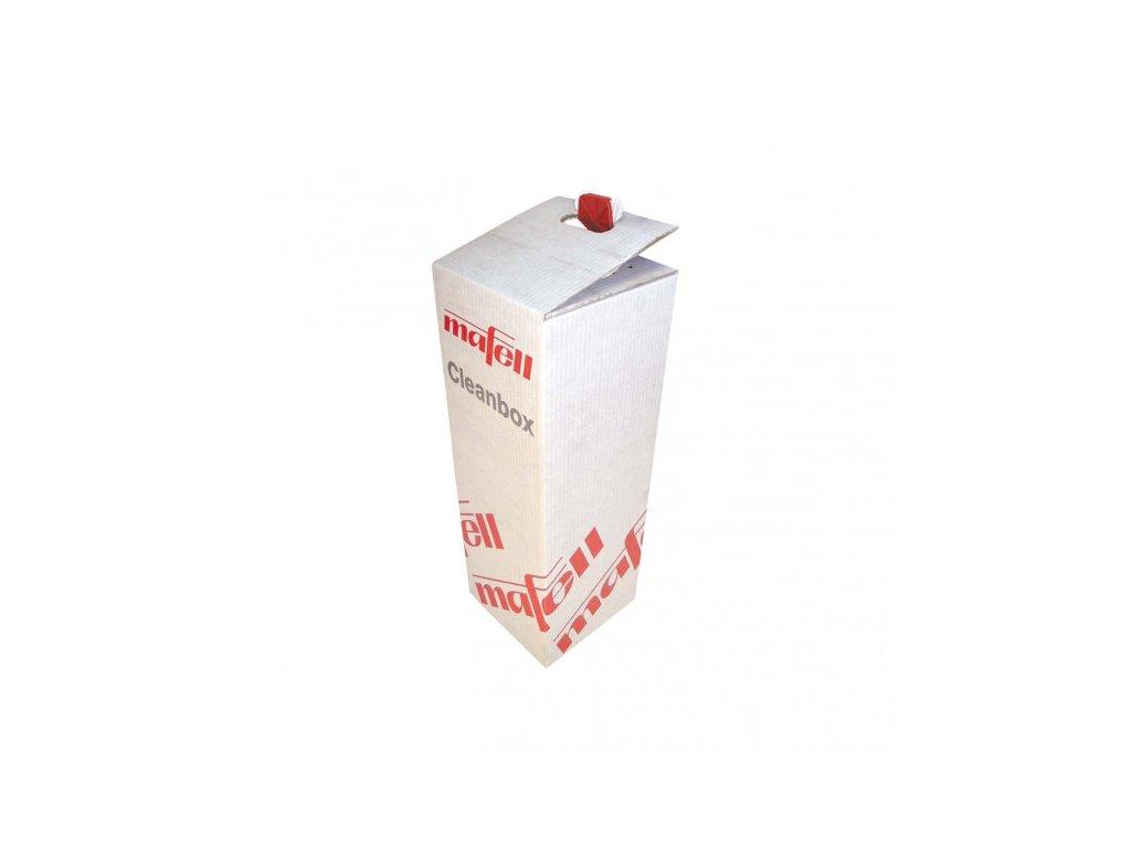 Sběrný karton na piliny Cleanbox (5 ks)