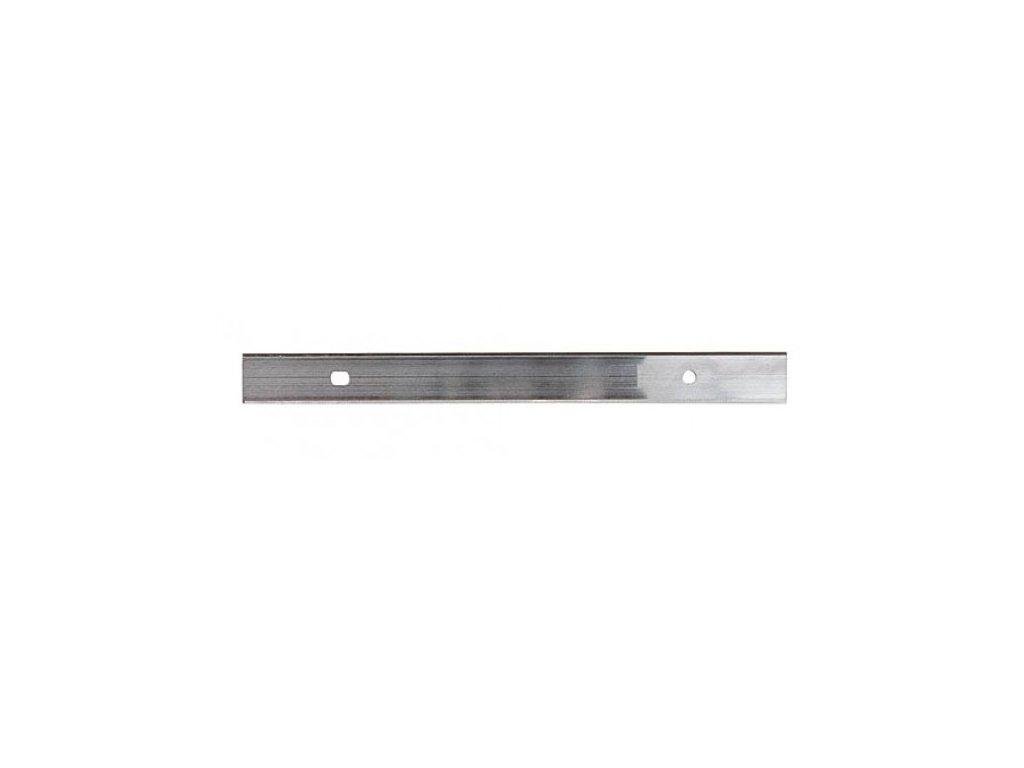 1 pár vyměnitelné hoblovací nože, HL-ocel