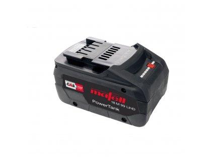 Baterie-PowerTank 18 M 99 LiHD Li-Ion