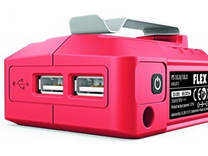 Adaptér na baterie PS 10.8/18.0