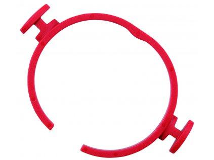 Clip - upínací kroužek červený SH-FC 32