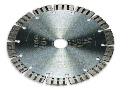 Diamantový řezací kotouč R 170 x 22,2 mm