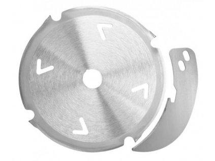 Diamantový pil. kotouč 160 x 2,4/3,0 x 20 mm, Z 4, FZ/TZ, rozpěrný klín