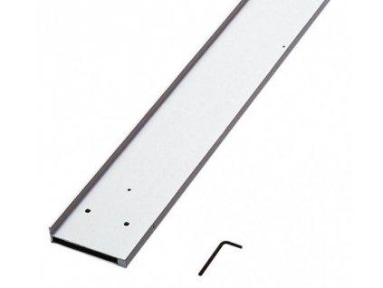 Vodící lišta, délka 3 m (dvoudílná s spojovacím článkem)