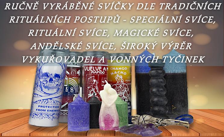 Banner Svíčky