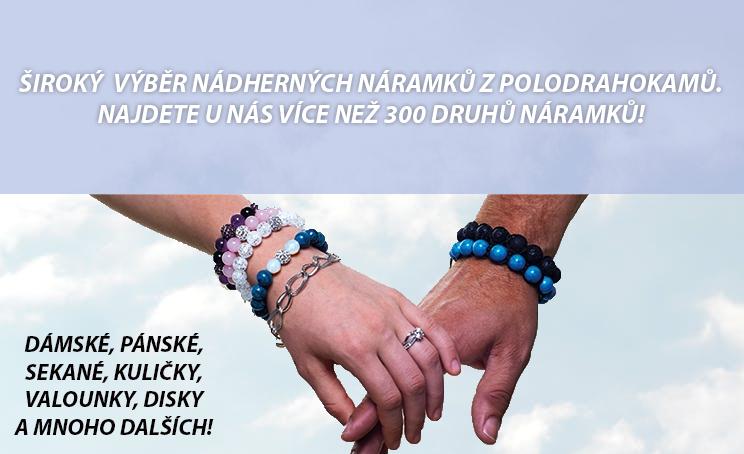 Banner Náramky