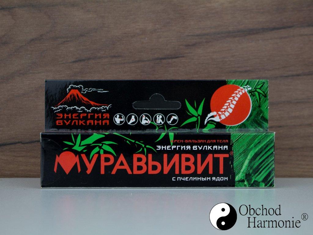 Tradiční ruské léčivé mazání