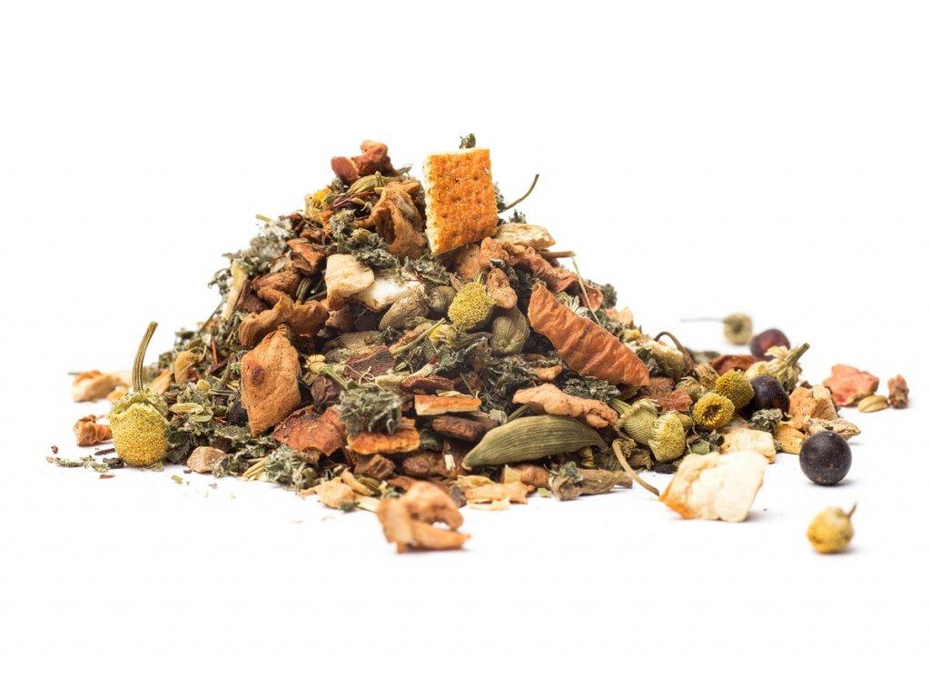 Ajurvédské čaje