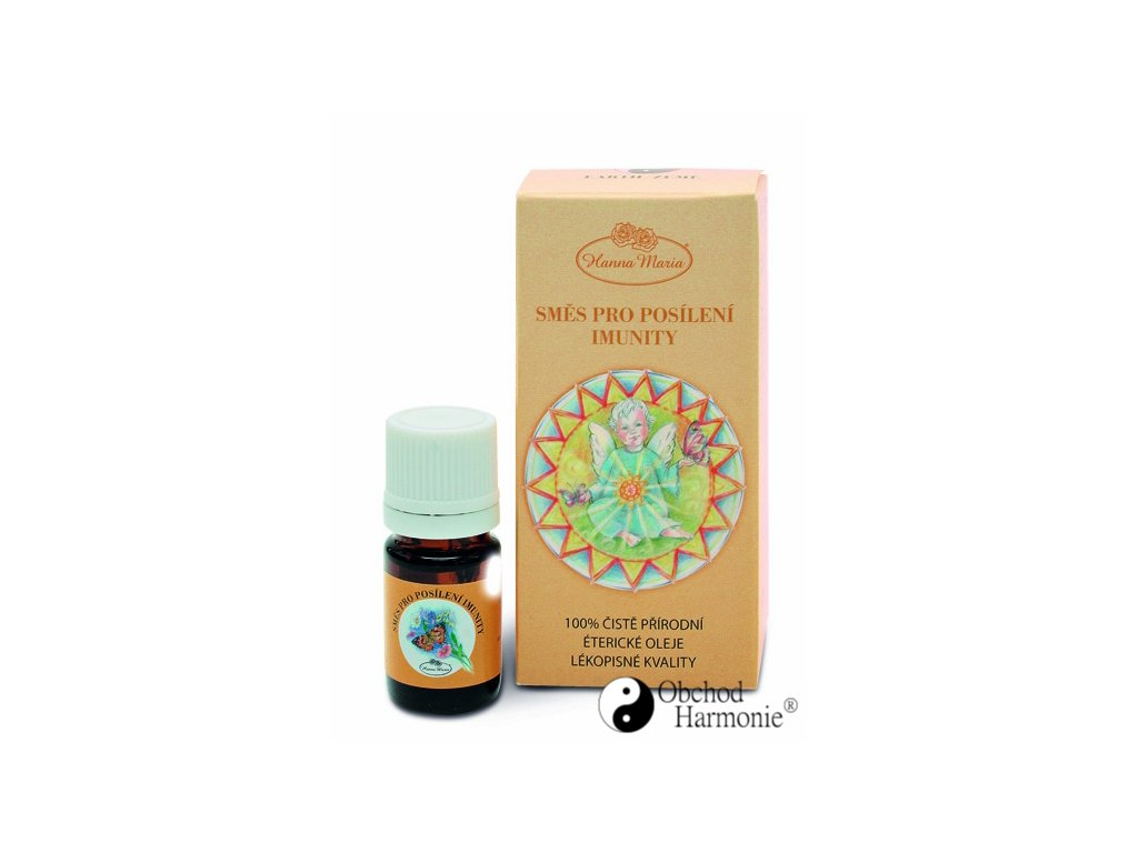 Dětský olej do aromalampy