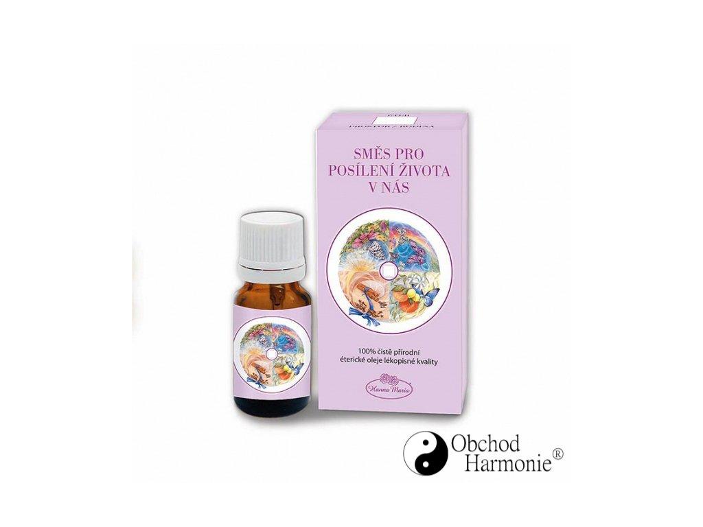 Živlová aromaterapie