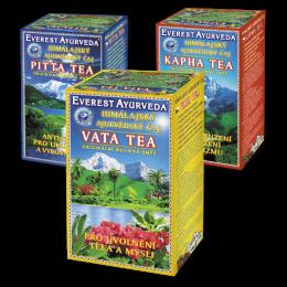 Dóšické ájurvédské čaje