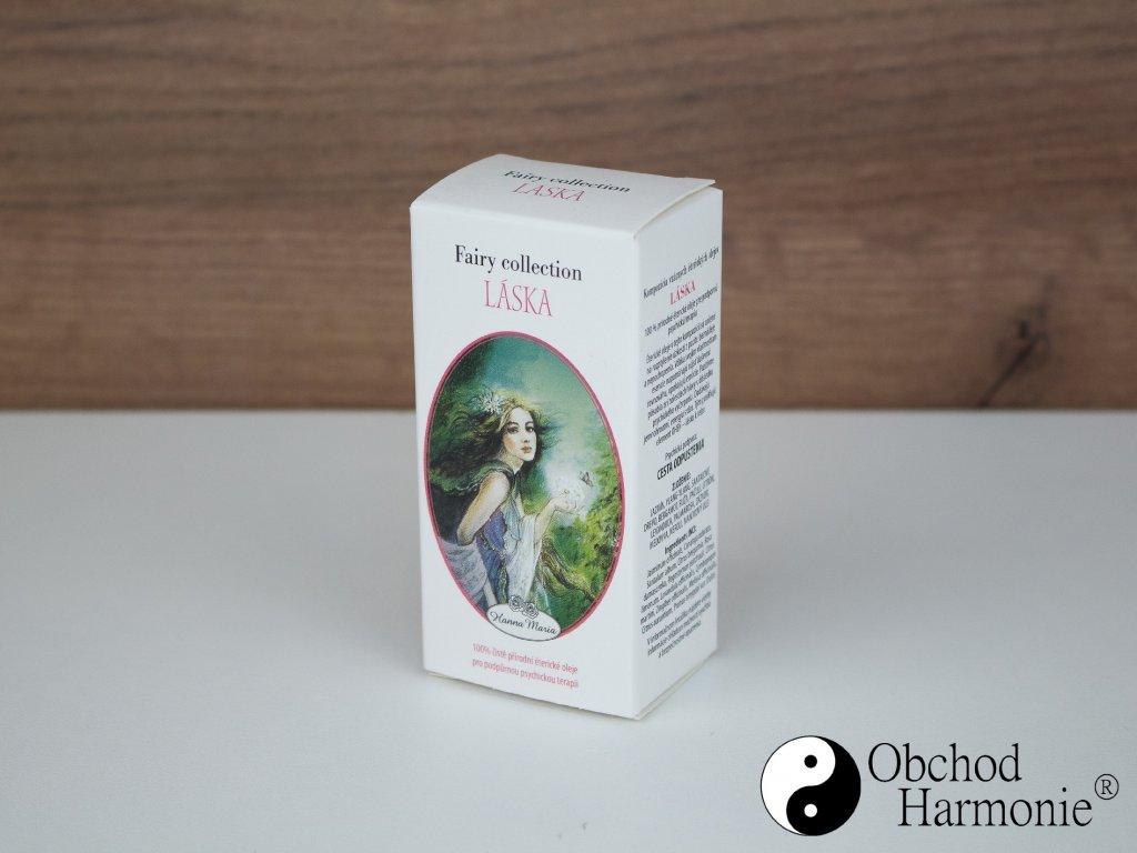 Vílová aromaterapie