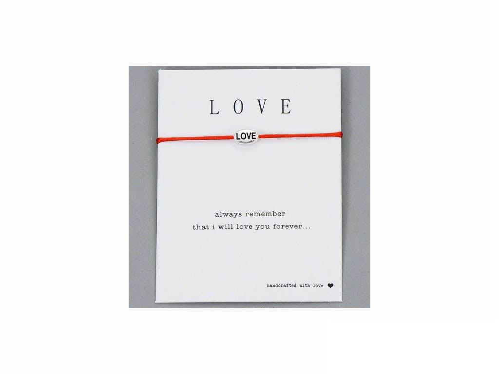 Kabbalah náramek - Love