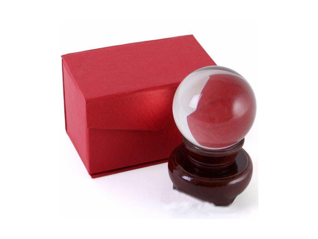 Křišťálová koule - 6cm