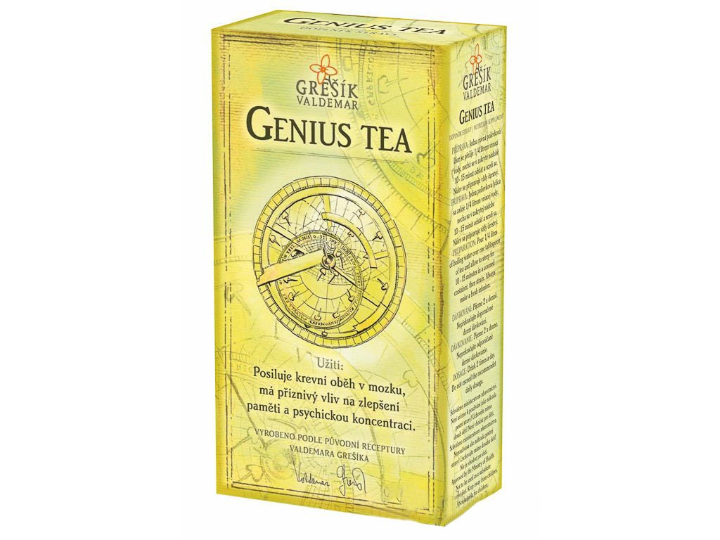 Genius Tea sypaný