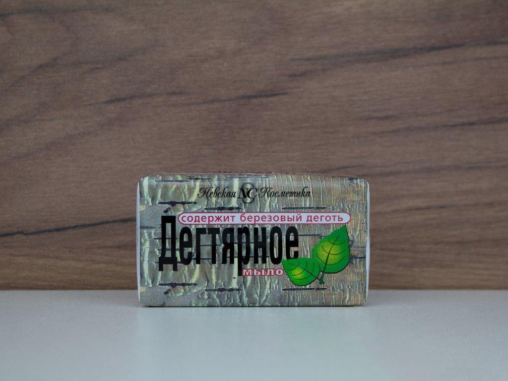Mýdlo s březovým dehtem 140g