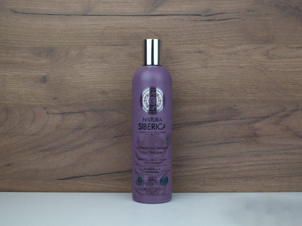 """Šampon """"Výživa a ochrana"""" 400ml"""