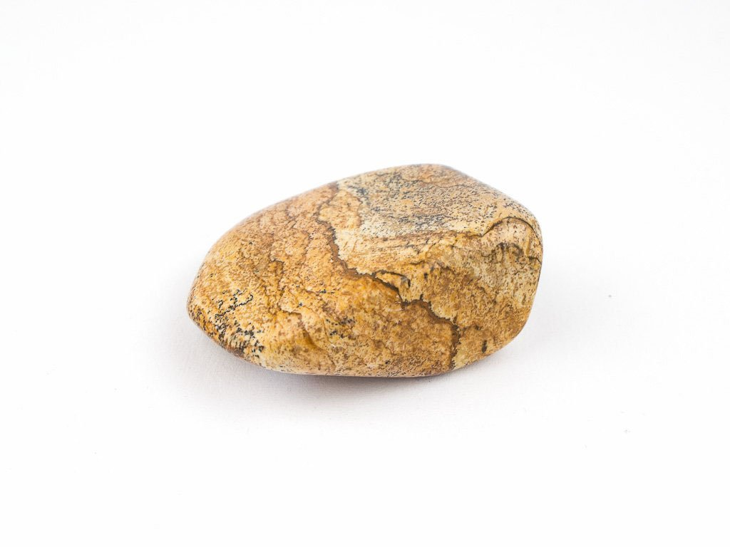 Jaspis obrázkový/pískový menší