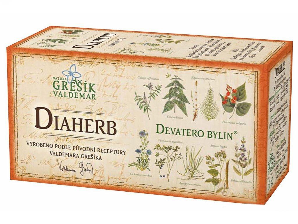 Diaherb - porcovaný 20ns