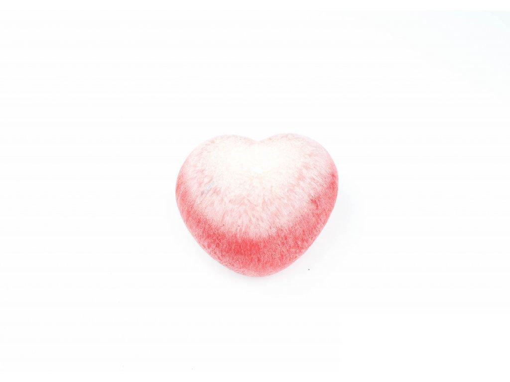 Srdce červené