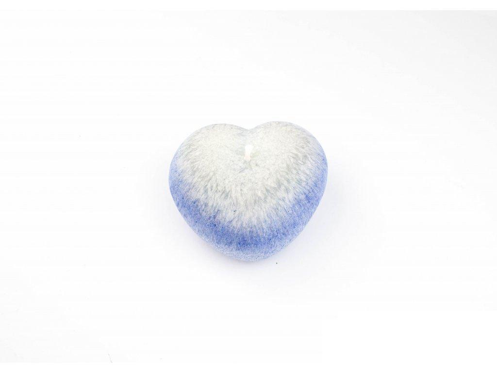 Srdce modré