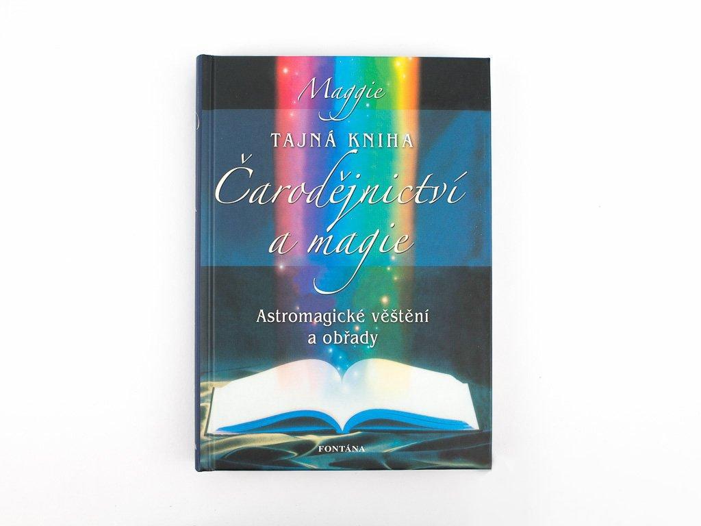 Tajná kniha Čarodějnictví a magie