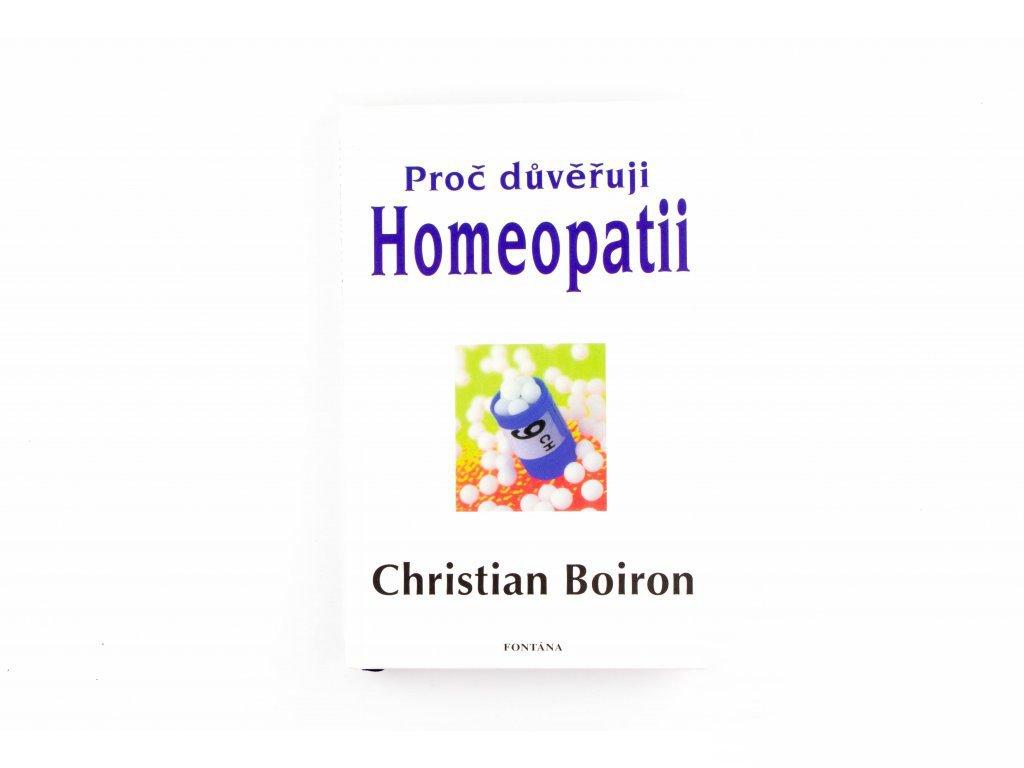 Proč důveřuji homeopatii