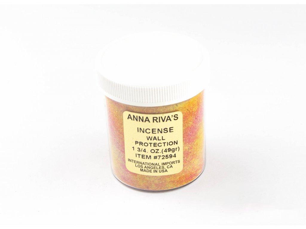 Anna Riva - (Wall protection) Práškové vykuřovadlo