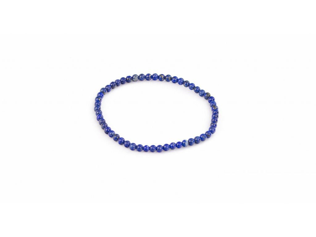 Lapis lazuli - 4mm