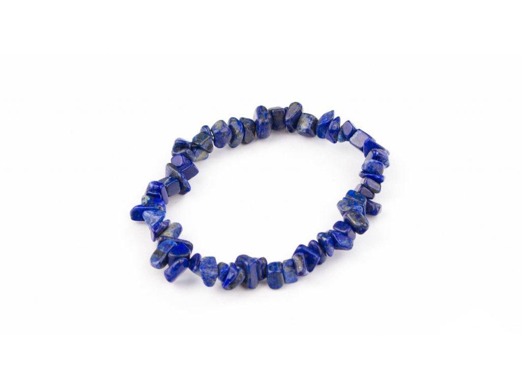 Lapis lazuli - sekaný