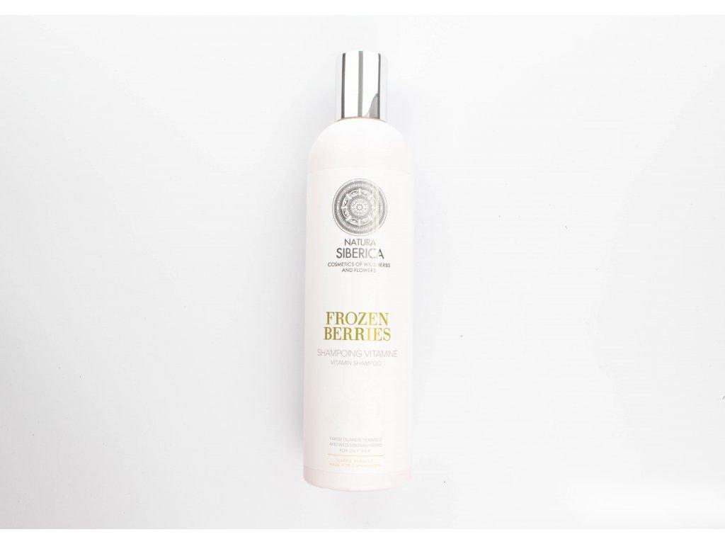 N.S. Siberie Blanche - Frozen Berries - vitamínový šampon 400ml