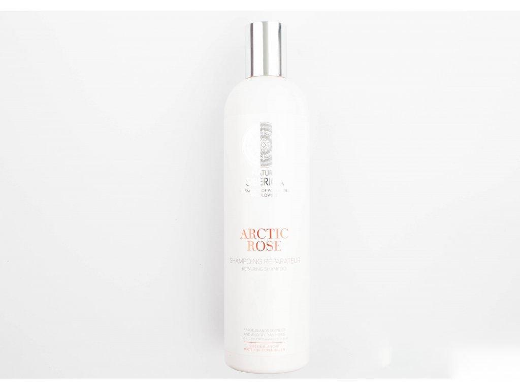 N.S. Siberie Blanche - Růže Arktická - regenerační šampon 400ml