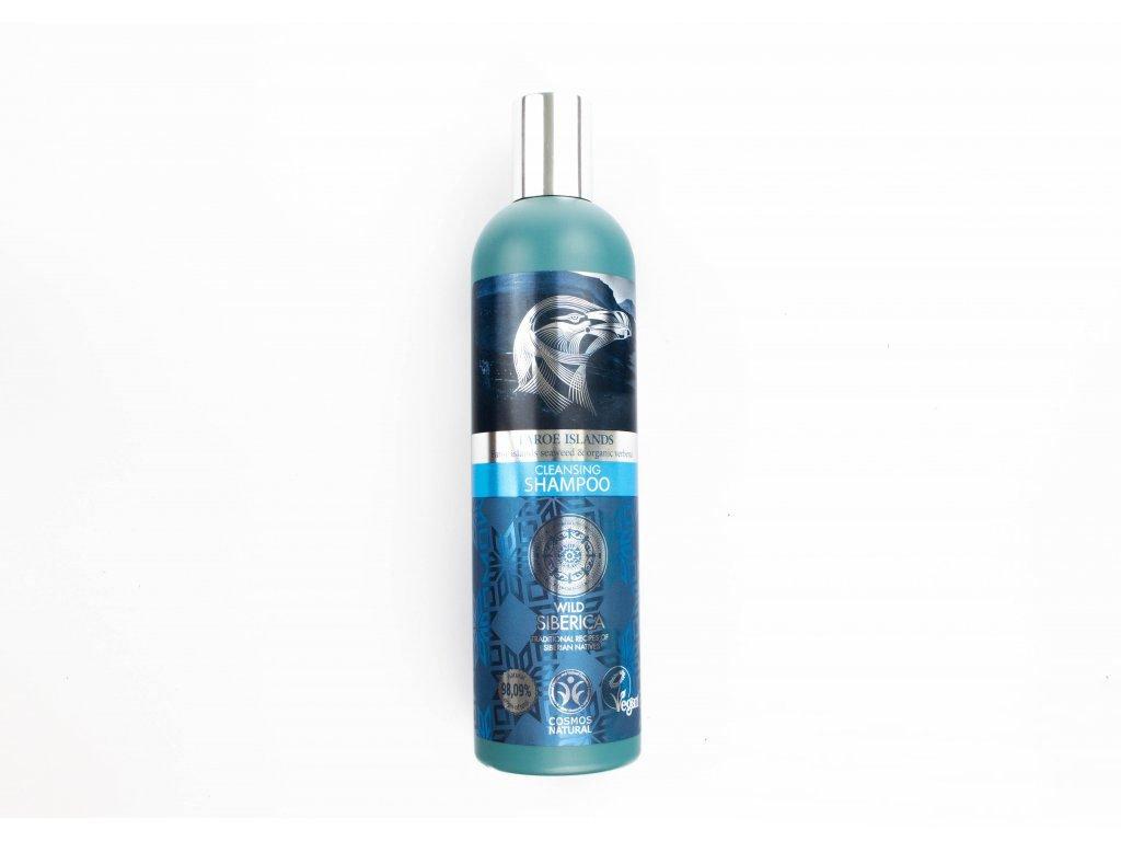 N.S. Wild Siberica Faroe Islands: Čistící šampón 400ml