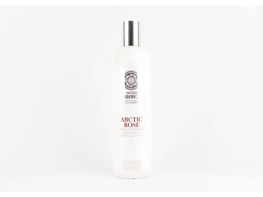 N.S. Siberie Blanche - Růže Arktická - regenerační kondicionér na vlasy 400ml