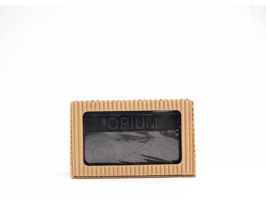 Mýdlo s bio arganovým olejem - Opium 100g
