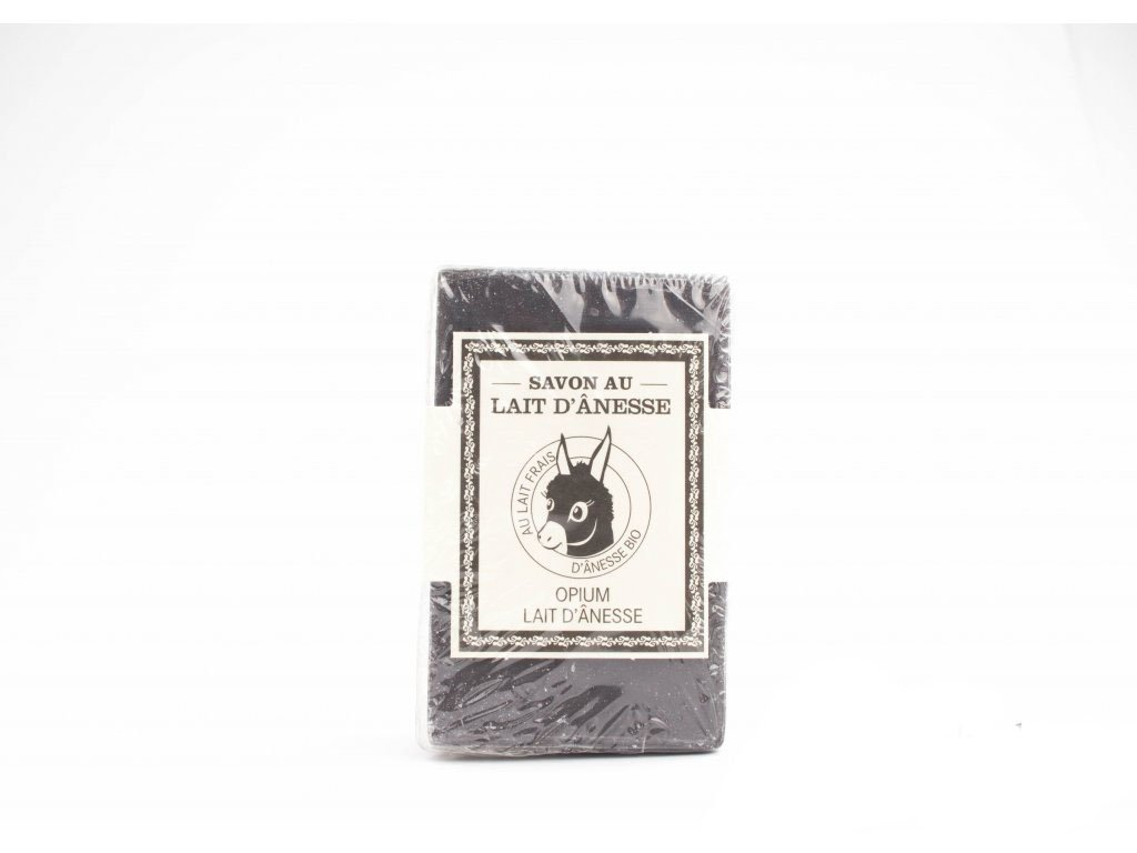 Mýdlo s oslím mlékem DUO - Opium/Lait d´anesse (opium/mléko) 125g
