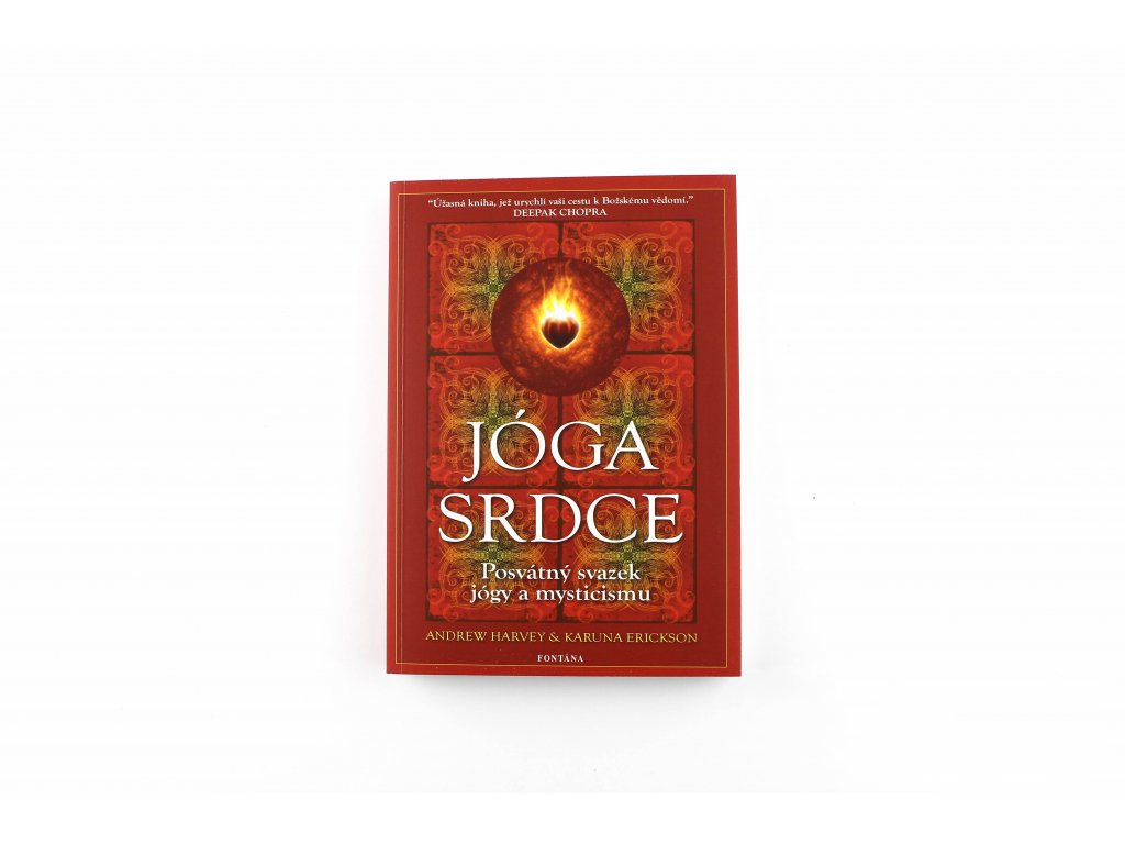 Jóga srdce - posvátný svazek jógy a mysticismu