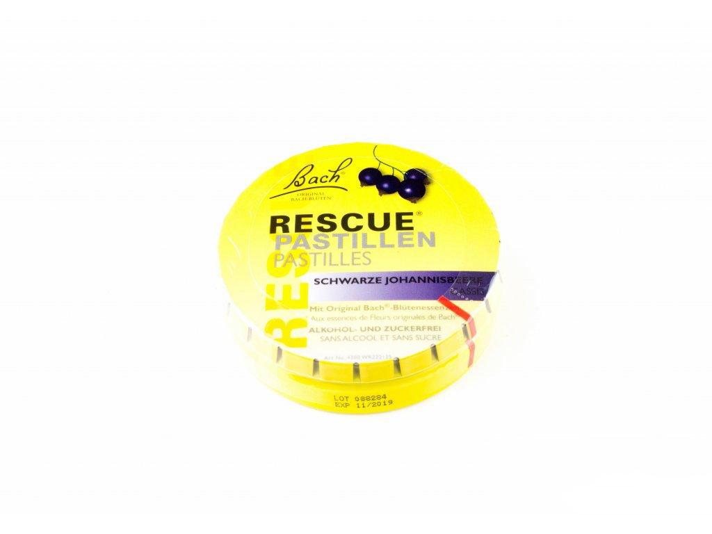 Rescue pastilky -  černý rybíz