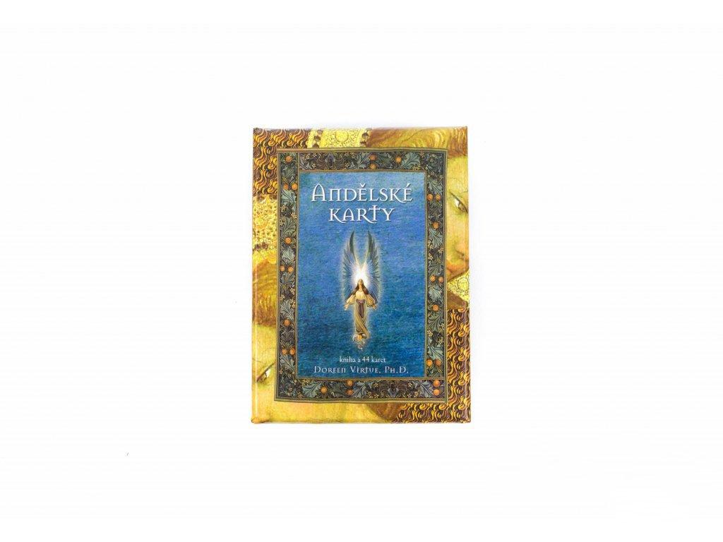 Andělské karty (karty+kniha)