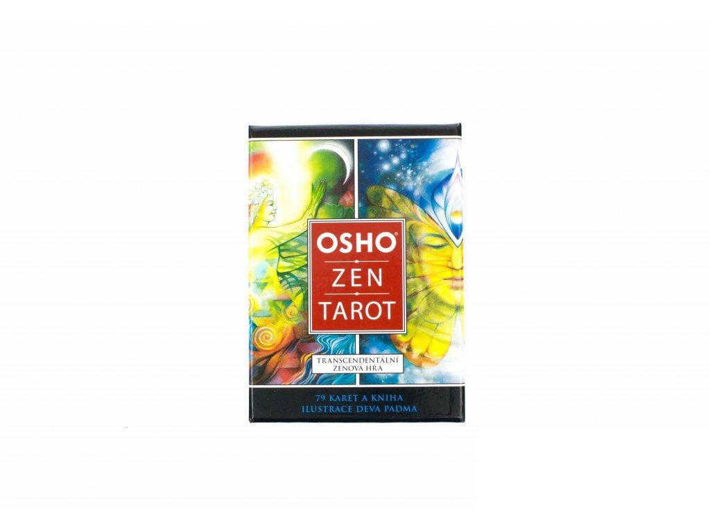 Osho Zen Tarot - karty