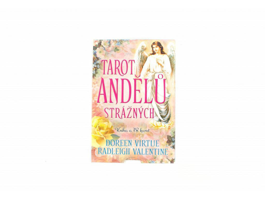 Tarot andělů strážných - karty
