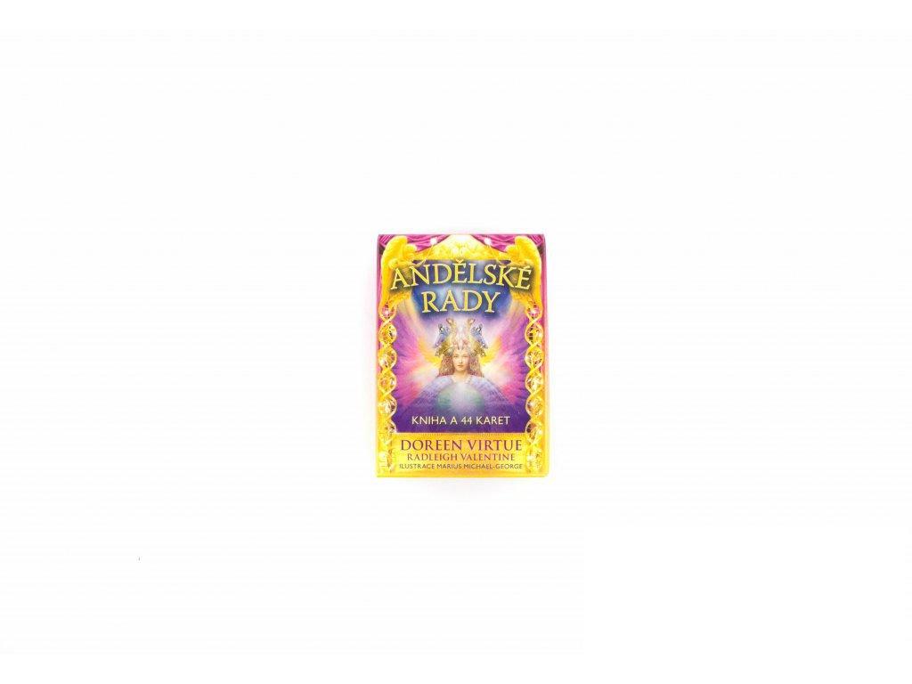Andělské rady - karty