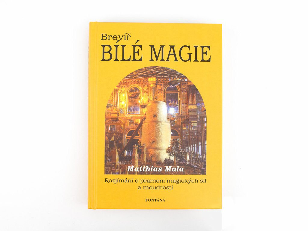 Breviř bílé magie