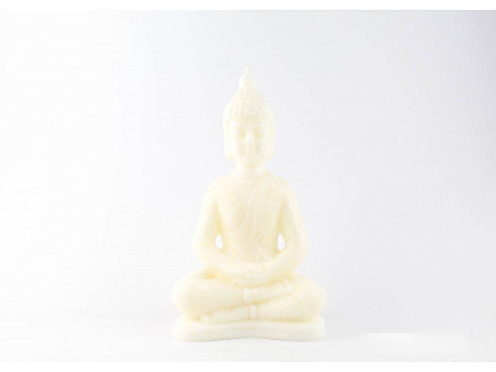 Buddha velký - bílý