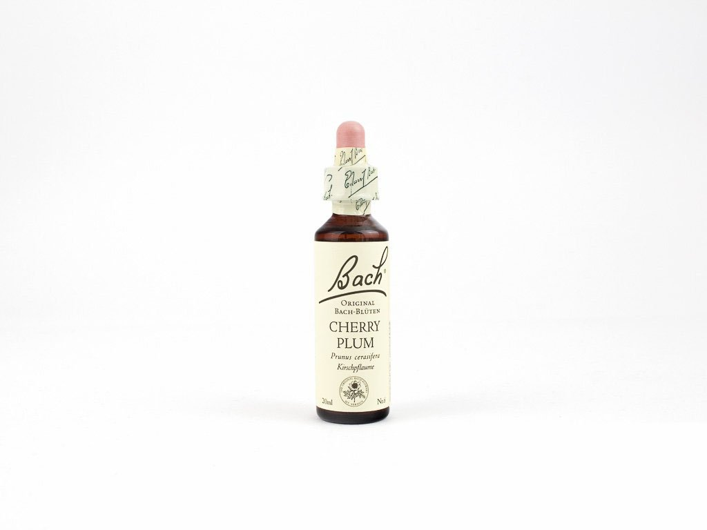 Cherry Plum, Slíva třešňová 20 ml - Bachovy esence