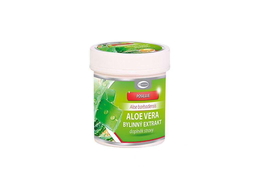 Aloe vera - bylinný extrakt
