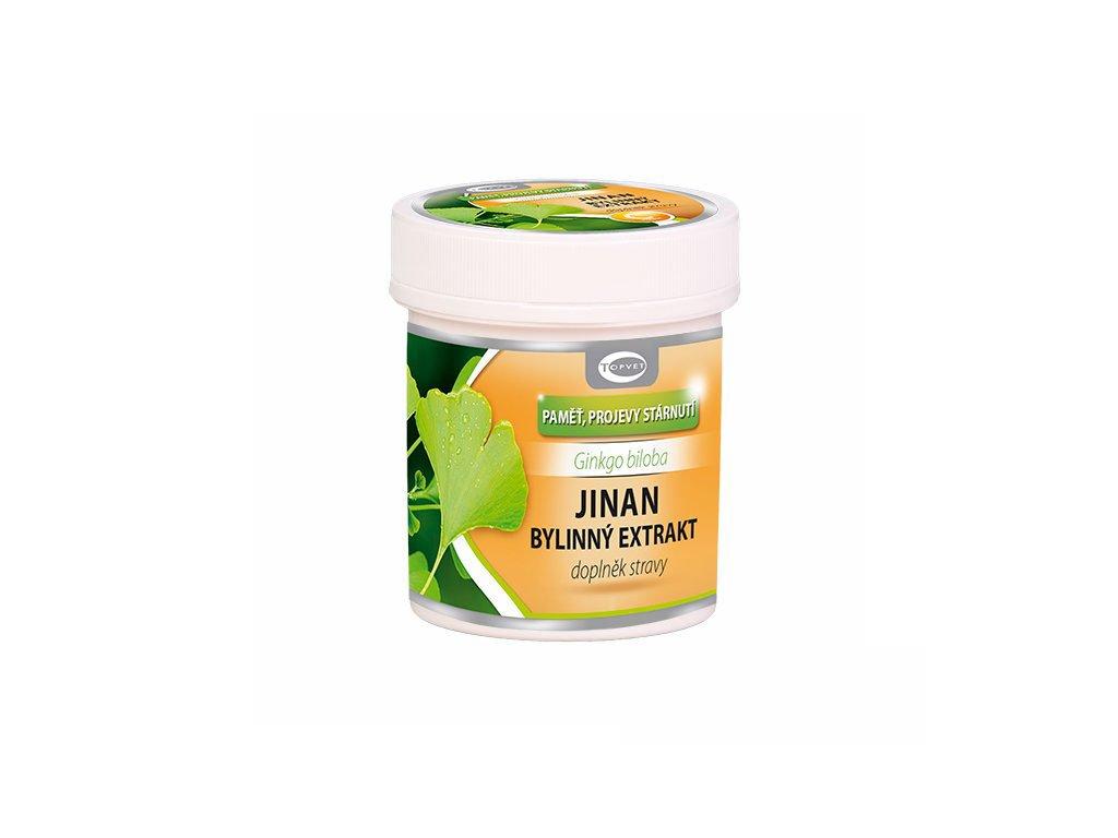 Jinan - bylinný extrakt
