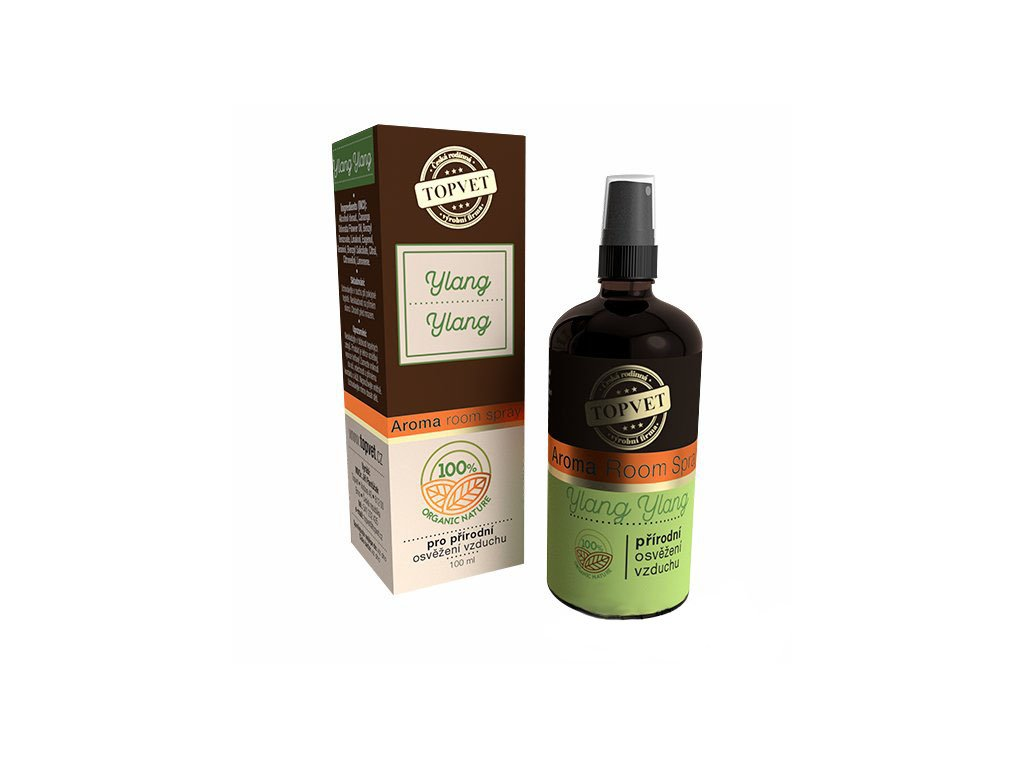 Aroma Room Spray – Ylang ylang