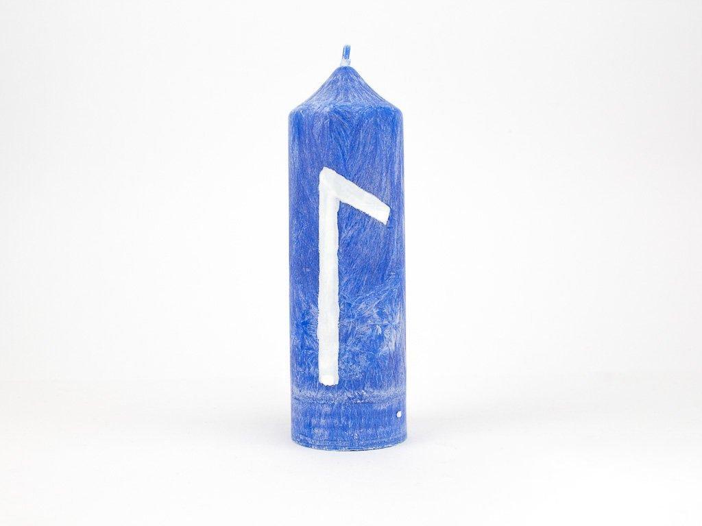 Runová svíce - Laguz