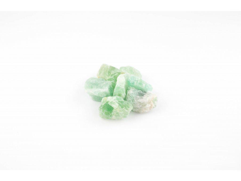 Fluorit zelený surový
